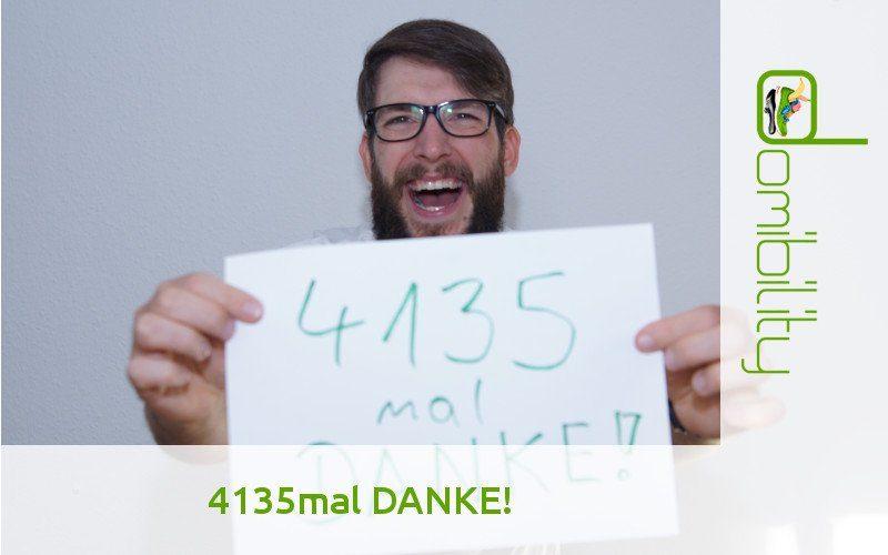 4135mal DANKE!