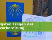 Jakobsweg-Vorbereitung Fragen WanderVeg